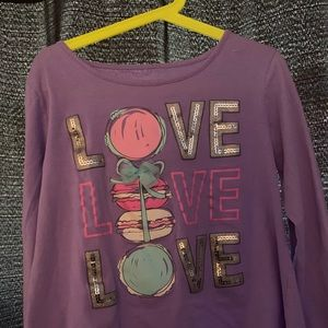 CHILDRENS PLACE LOVE TOP